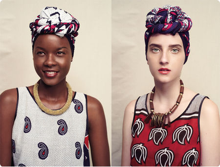 Suno head scarves