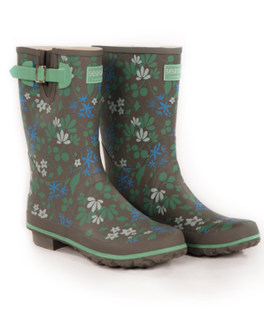 The Cove Welly in Rambling Kelp print from Seasalt