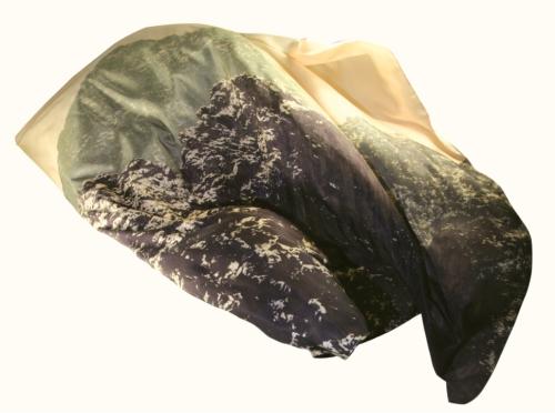 Icelands Ahimsa Silk Scarf