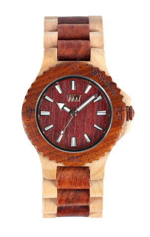 WEwood wooden watch - US$119