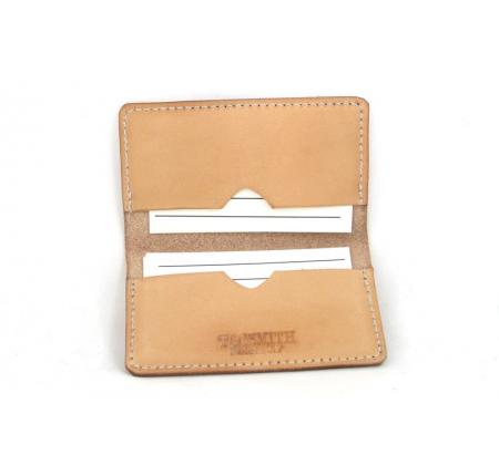 Tagsmith's Handmade in America Business Card Holder - US$26